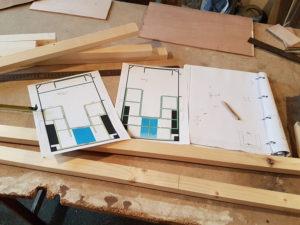 Plans de fabrication des meubles