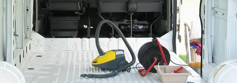 Préparation du véhicule