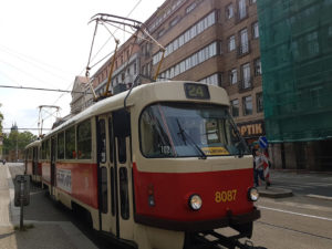 Transport en commun tramway