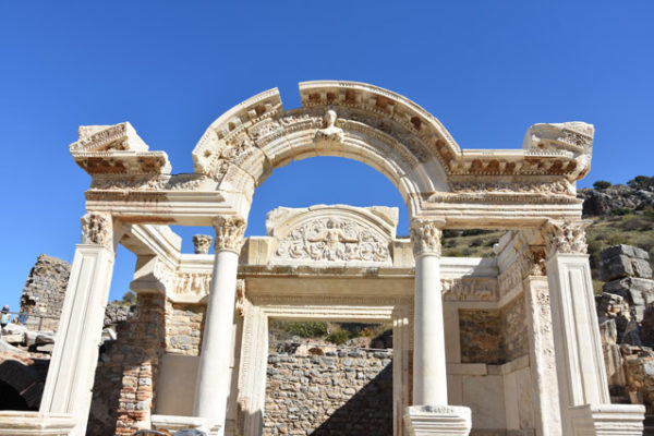 Cité antique d'Ephèse