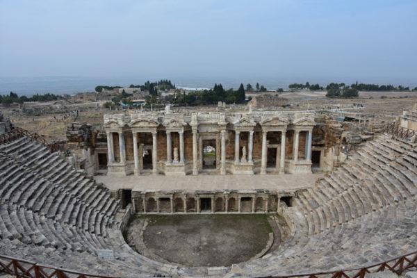 Pamukkale et Hierapolis