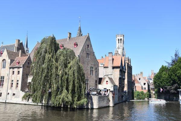 Ville de Bruges - canaux