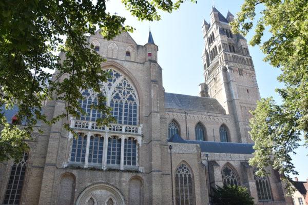 Bruges - cathédrale