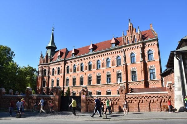 Cracovie - château