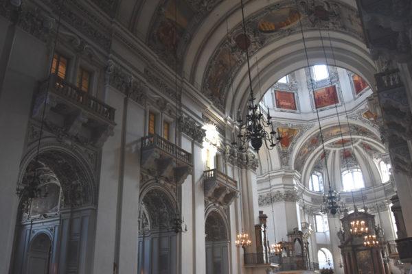 Salzbourg - cathédrale