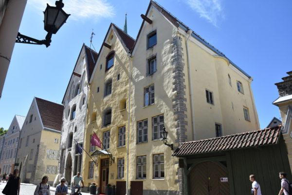 Tallinn - 3 soeurs