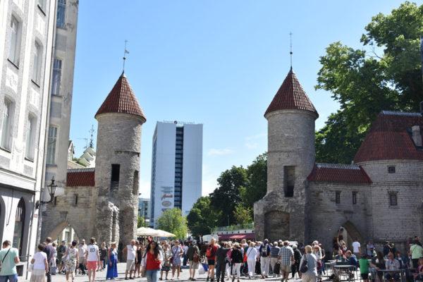 Tallinn - fortifications