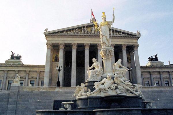 Vienne - Parlement