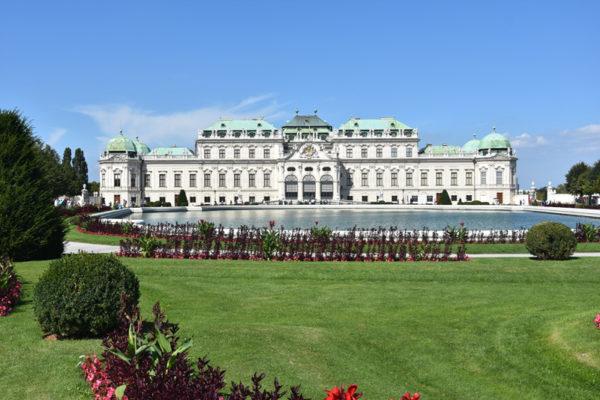 Vienne - château